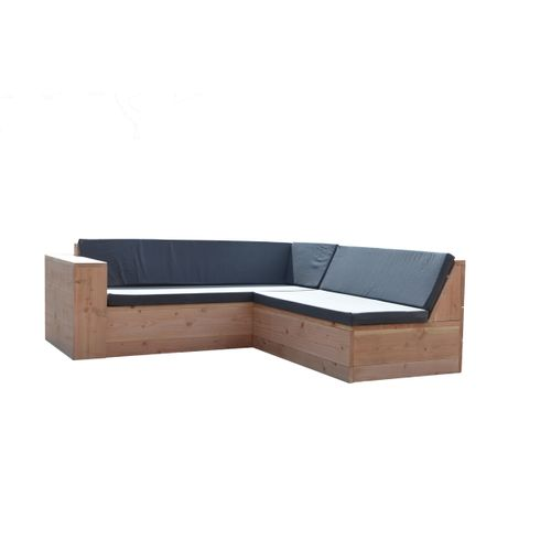 Wood4you loungebank One douglas 210x210x70cm