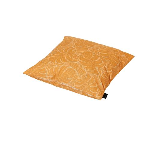 Madison sierkussen Palm 50x50 geel print