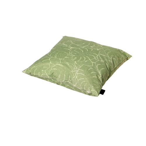 Madison sierkussen Palm 50x50 groen print