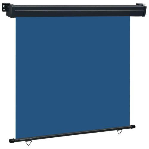 VidaXL balkonscherm 160x250 cm blauw