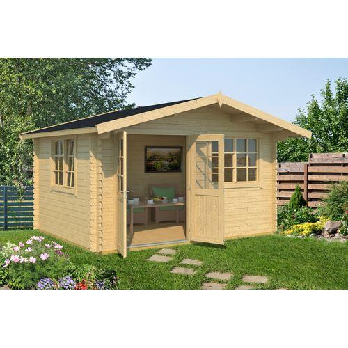 Weka tuinhuis 401 GR1 300x390cm