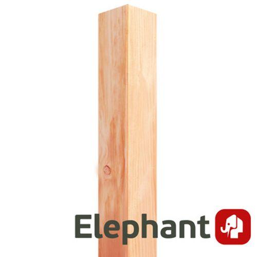 Elephant tuinpaal Douglas geschaafd 5x5x200cm