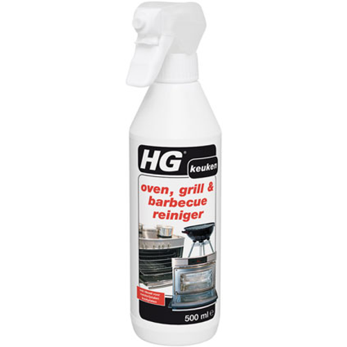 HG oven grill en barbecue reiniger 500ml
