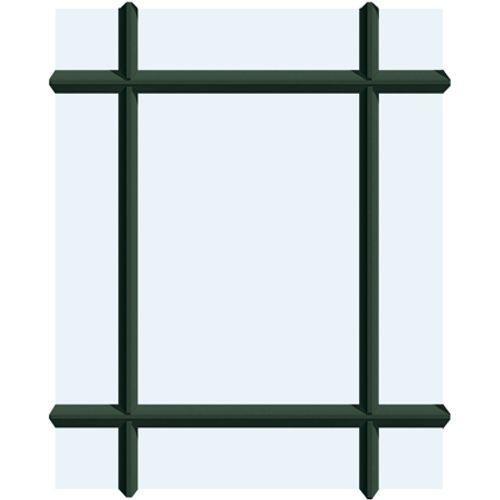 CanDo ML 625 met blank glas 9-ruits