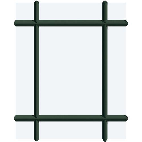 CanDo ML 625 met mat glas 9-ruits