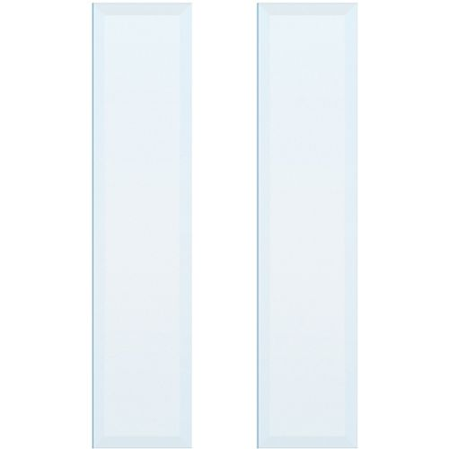 CanDo isolatieruit satijn block ML 660 of ML 665 201,5/211,5 x 83cm 2 stuks