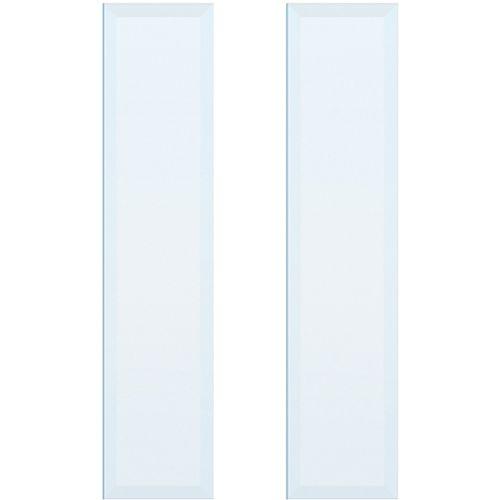 CanDo isolatieruit satijn block ML 660 of ML 665 201,5/211,5 x 88cm 2 stuks
