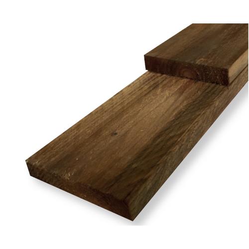 Schuttingplank grenen 19x10x180cm