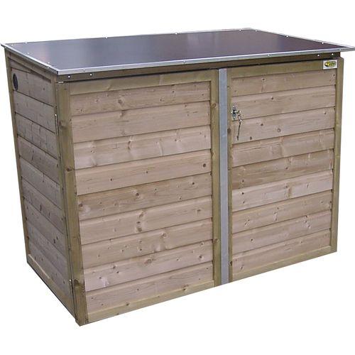 Lutrabox tuinkast laag 140x83x122cm