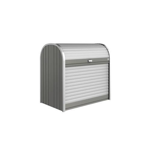 Biohort opbergbox Storemax 120 kwartsgrijs 73x117cm