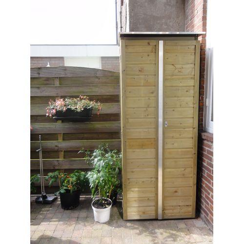 Lutrabox tuinkast hoog 80x54x206cm