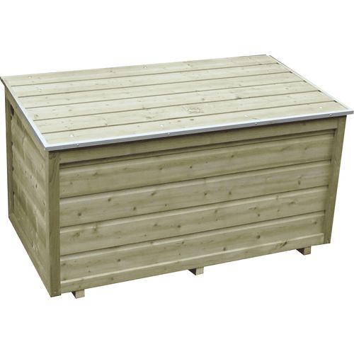 Lutrabox opbergbox 140cm 2 gasveren