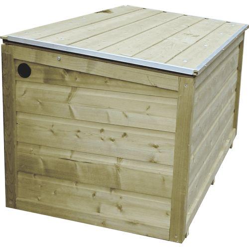 Lutrabox opbergbox 160cm 2 gasveren