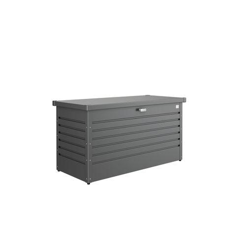 Biohort kussenbox Hobby 130 donkergrijs 62x134cm