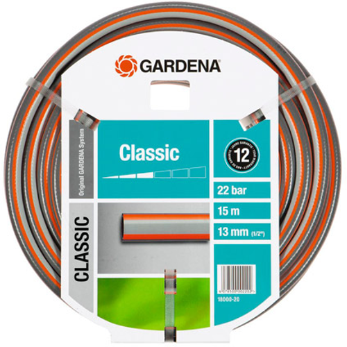 Gardena Classic tuinslang pvc 13 mm 1 2 15 m