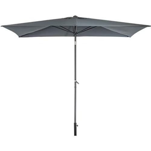 Central Park parasol antraciet 15m