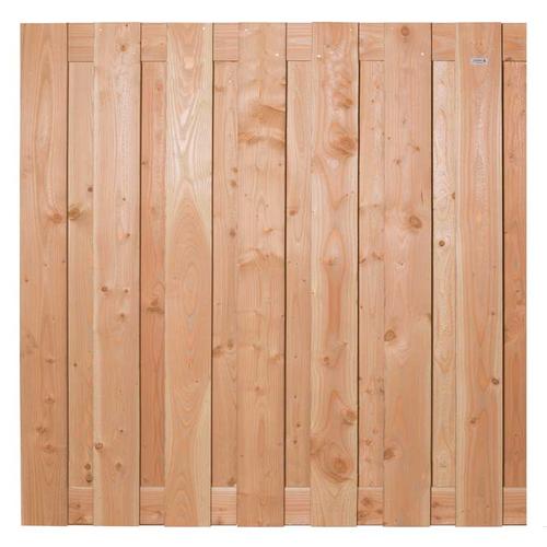 Elephant tuinscherm Timber douglas recht 180x180cm