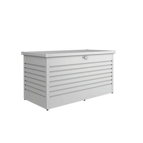 Biohort kussenbox Hobby 160 zilver 79x159cm