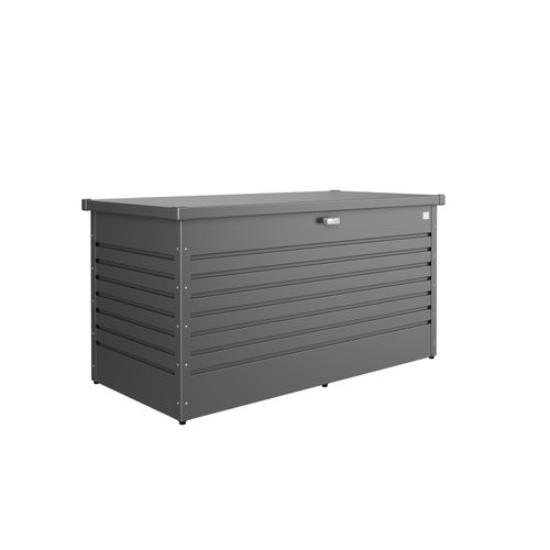 Biohort kussenbox Hobby 160 donkergrijs 79x159cm