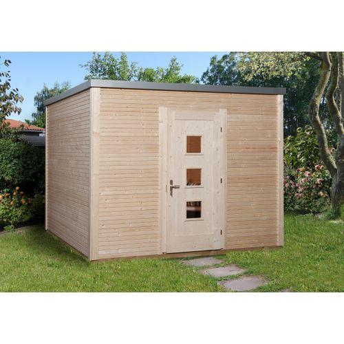 Weka tuinhuis 413 GR1 250x250cm
