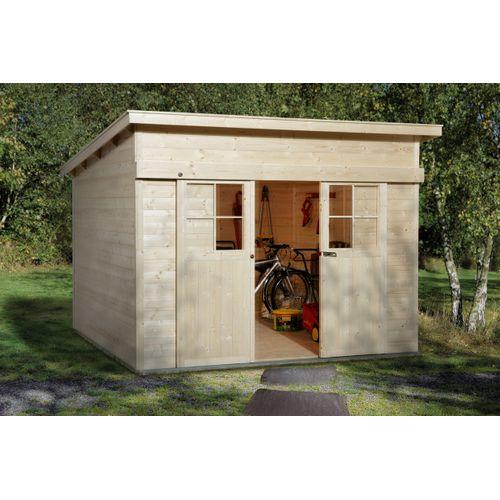 Weka tuinhuis 225 GR1 209x295cm