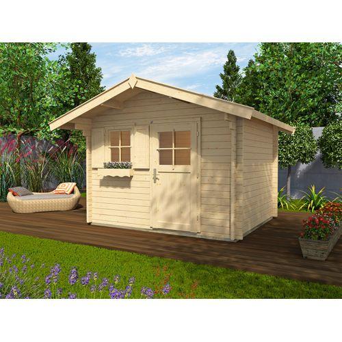 Weka tuinhuis 131 GR2 250x300cm