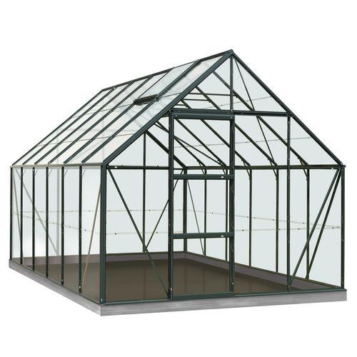 ACD serre Intro Grow Oliver gehard glas aluminium groen 99 m²