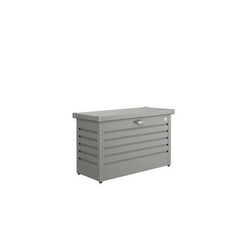 Biohort kussenbox Hobby 100 zilver 46x101cm