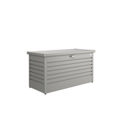 Biohort kussenbox Hobby 130 zilver 62x134cm
