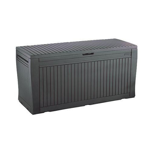 Keter kussenbox City antraciet 58x45cm