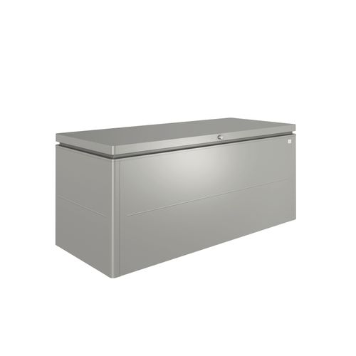 Biohort kussenbox Lounge 200 kwartsgrijs 84x200cm