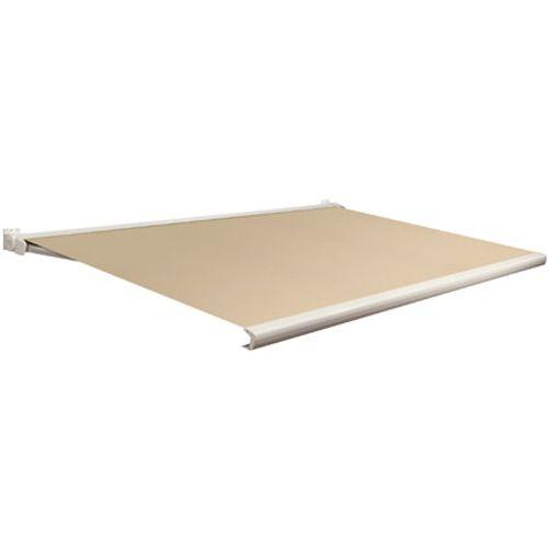 Domasol zonnescherm elektrisch Factor 20 C beige 500x250cm