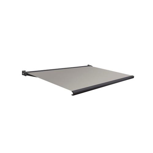 Domasol zonnescherm elektrisch Factor 20 A grijs 400x250cm