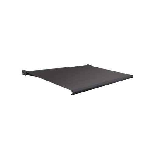 Domasol zonnescherm elektrisch Factor 20 A zwart 500x250cm