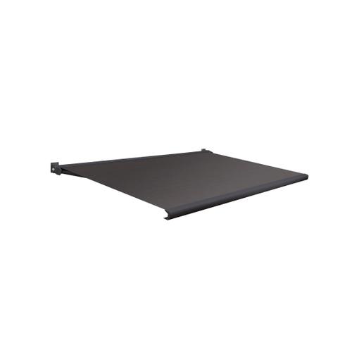 Domasol zonnescherm elektrisch Factor 20 A zwart 400x300cm