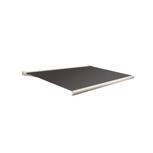 Domasol zonnescherm elektrisch met afstandsbediening Factor 20 C zwart 400x250cm