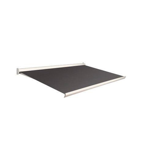 Domasol zonnescherm manueel Factor 10 C zwart 400x250cm