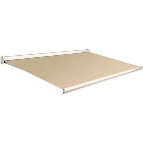 Domasol zonnescherm elektrisch Factor 10 C beige 550x250cm
