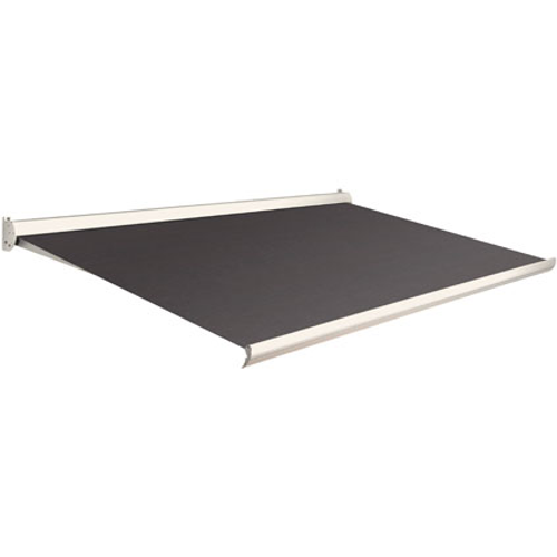 Domasol zonnescherm elektrisch Factor 10 C zwart 500x300cm