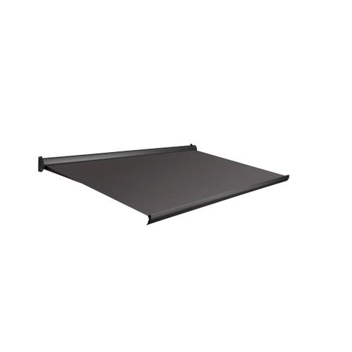 Domasol zonnescherm elektrisch Factor 10 A zwart 350x300cm