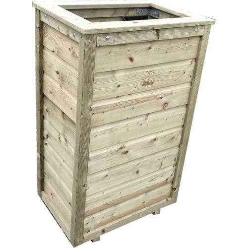 Lutrabox plantenbak 60x40x100cm