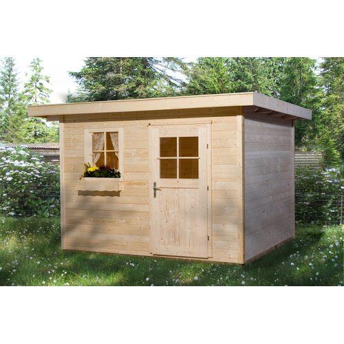 Weka tuinhuis 170 GR3 295x300cm
